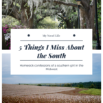 5 Things I Miss About the South