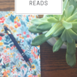 Whats on my Nightstand: January's Reads
